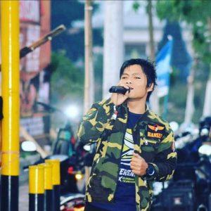 Ahmad Fauzi Ketua PAC GP Ansor Dongko Trenggalek